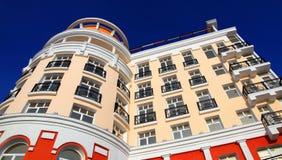 Parte do hotel fotografia de stock royalty free