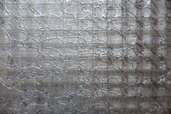Parte do vidro reforçada - fundo abstrato foto de stock