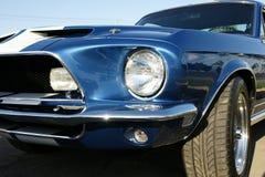 Parte frontal 1968 de Shelby Imagens de Stock