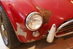 Parte frontal da cobra da C.A. Imagens de Stock Royalty Free
