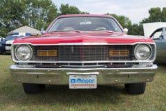 Parte frontal de Dodge fotografia de stock
