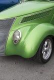 Parte frontal del coche del vintage fotos de archivo libres de regalías