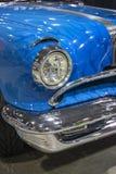 Parte frontale d'annata dell'automobile Fotografia Stock