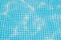 Parte inferior de la piscina Fotos de archivo libres de regalías