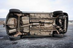 Parte inferiore dell'automobile Immagini Stock Libere da Diritti