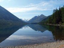 Parte inferiore di lago Multa, montagna Altai 17 Fotografia Stock Libera da Diritti