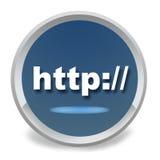 Parte inferiore di Web immagini stock
