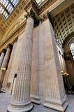 Parte interior de la estación de la unión, Chicago Foto de archivo libre de regalías