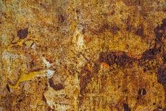 Parte obsoleta de corrosão da sucata foto de stock