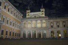 Parte posterior de San Giovanni imágenes de archivo libres de regalías