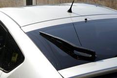 Parte posteriore dell'automobile Fotografia Stock