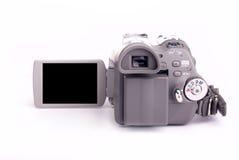 Parte posteriore della macchina fotografica Fotografia Stock Libera da Diritti