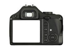 Parte posteriore della macchina fotografica di DSLR Fotografie Stock