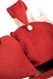 Parte posteriore della Santa Fotografia Stock Libera da Diritti