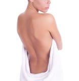 Parte posteriore sexy Fotografia Stock Libera da Diritti