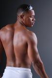 Parte posteriore sexy. Fotografie Stock Libere da Diritti