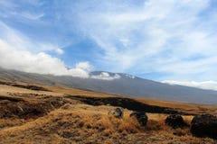 Parte seca de Maui Fotografía de archivo