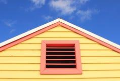 Parte superior da casa de praia Imagem de Stock