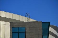 Parte superior da construção Fotos de Stock
