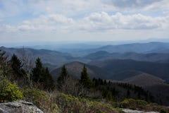 Parte superior da montanha Fotos de Stock