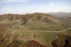 Parte superior da montanha, remoção Virgínia Imagens de Stock