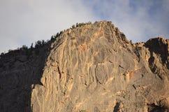 Parte superior da RMNP-montanha Imagem de Stock Royalty Free