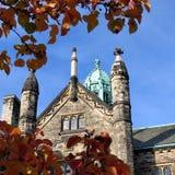 Parte superior da universidade de Toronto da faculdade 2016 da trindade Imagem de Stock Royalty Free