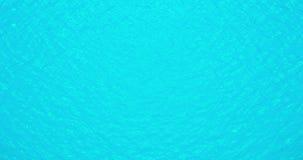 A parte superior da vista da associação azul do oceano do mar das caraíbas acena o fundo do movimento da água no dia ensolarado c filme