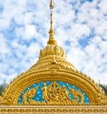 Parte superior de configuración tailandesa del estilo Fotos de archivo