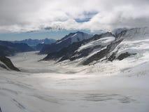 Parte superior de Europa, Switzerland Imagens de Stock