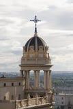 Parte superior de Madrid foto de stock
