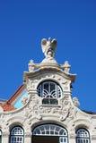 Parte superior de um edifício Imagem de Stock Royalty Free