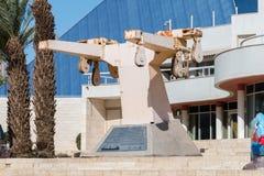 Parte superior del palo de la nave Carina del arma fotografía de archivo libre de regalías