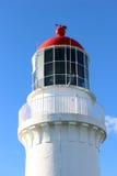 Parte superior do farol de Schanck do cabo, Austrália Imagens de Stock