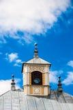 Parte superior do ` s da igreja Fotos de Stock