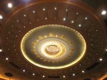 Parte superior do teatro Fotografia de Stock Royalty Free