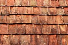 Parte superior do telhado foto de stock