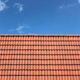 Parte superior do telhado Imagens de Stock Royalty Free