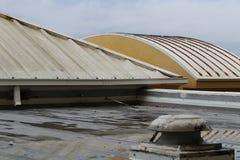 Parte superior do telhado Imagem de Stock Royalty Free