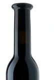Parte superior escura da garrafa Imagens de Stock Royalty Free