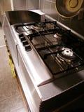 Parte superior segura do fogão da criança Imagem de Stock