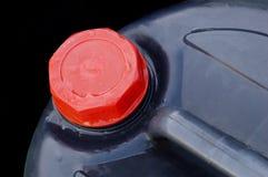 Parte superior vermelha Imagem de Stock Royalty Free