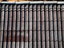 Parte superiore del tetto Fotografia Stock Libera da Diritti