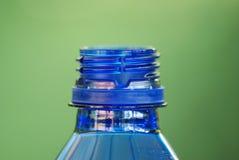 Parte superiore della bottiglia fotografie stock libere da diritti