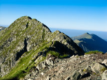 Parte superiore della Romania Fotografia Stock