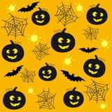 Parte traseira 2 de Halloween Fotografia de Stock Royalty Free
