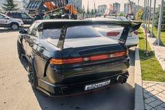 Parte traseira de Toyota Mark2 imagens de stock royalty free