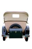 Parte traseira de um carro do vintage fotografia de stock royalty free