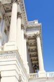 Parte traseira do Capitólio no Washington DC Foto de Stock Royalty Free