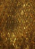 Parte traseira oxidada do ferro Imagem de Stock Royalty Free